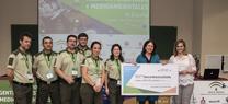Agentes forestales y medioambientales donan al Banco de Alimentos de Córdoba los 10.000 euros