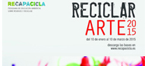 El día 10 de marzo finaliza el plazo para participar en el tercer certamen 'Reciclar Arte', convocado por la Junta