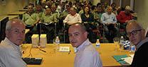El delegado de Medio Ambiente de Almería destaca la importancia y singularidad de la Red Natura 2000 de la provincia en un seminario técnico sobre su implantación