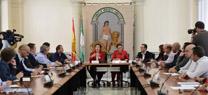 La Junta presenta el borrador del Plan Especial de la Vega a los 27 ayuntamientos implicados