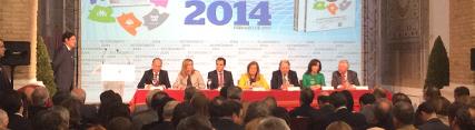 María Jesús Serrano apuesta por un modelo económico basado en la competitividad y la creación de empleo
