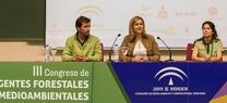 Serrano asegura nuevos apoyos a los agentes de medio ambiente en la clausura de su III Congreso en Córdoba
