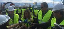 Medio Ambiente invierte 10,2 millones de euros en la nueva depuradora de aguas residuales de Úbeda