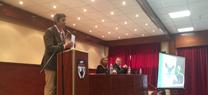 Serrano apuesta por el desarrollo de la actividad cinegética vinculada a la conservación del patrimonio natural andaluz