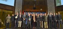 Un grupo de 61 empresas andaluzas renuevan su compromiso para luchar contra el cambio climático