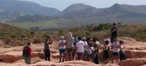 190 alumnos y profesores de universidades europeas visitarán el Parque Natural Cabo de Gata-Níjar en febrero y marzo