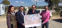 La Junta destaca la importancia de la construcción del punto limpio de Villanueva de Córdoba