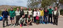 La Junta organiza jornadas de preparación física destinadas a Agentes de Medio Ambiente y técnicos extinción del Plan Infoca para prevenir riesgos laborales