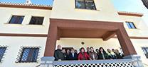 Los Agentes de Medio Ambiente de la zona norte estrenan sede tras la rehabilitación de la Casa Forestal El Sequero en Huéscar