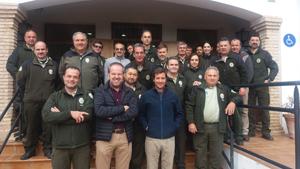 Agentes de Medio Ambiente de Córdoba reciben curso de normativa medioambiental