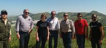 Medio Ambiente estudia nuevos senderos de uso público en las Subbéticas