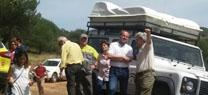 El Plan INFOCA realiza un simulacro de incendio forestal de nivel 0 en Hornachuelos