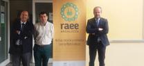 La Junta destaca la colaboración y cooperación institucional en la gestión de residuos de los aparatos eléctricos y electrónicos en Andalucía