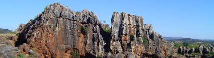 El Parque Natural de la Sierra Norte de Sevilla acogerá la XV Conferencia Europea de Geoparques