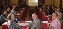 Antonio Martínez destaca el buen funcionamiento del INFOCA a pesar de la meteorología extremadamente desfavorable
