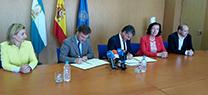 Medio Ambiente renueva el programa de educación ambiental Ecocampus con la Universidad de Almería