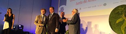 Fiscal participa en la entrega de los premios