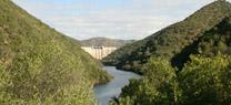 Las obras de la nueva conducción de agua entre el embalse del Retortillo y la ETAP de Écija estarán concluidas este mes de julio