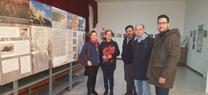 La Junta difunde los valores ambientales del Paraje Natural Punta Entinas-Sabinar a través de una exposición en Tabernas
