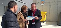 La Junta ha invertido 252.505 euros en el Punto Limpio de Doña Mencía