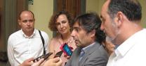 El director general de Prevención y Calidad Ambiental destaca la importancia de Almería en la nueva Estrategia de Gestión de Restos Vegetales