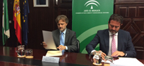 Medio Ambiente colaborará con la Sociedad de Congresos y Turismo de Sevilla en la organización de
