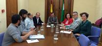 La Junta trasladará las propuestas de la plataforma 'Desmontando El Algarrobico' a la comisión mixta con Estado
