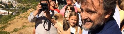 José Fiscal destaca el potencial del turismo ornitológico andaluz durante la celebración del Día Internacional de las Aves