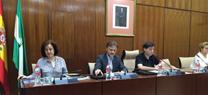 Fiscal afirma que el objetivo de la gestión de residuos en  Andalucía es lograr la reducción y reciclaje de los mismos