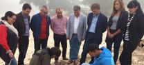 La Junta de Andalucía comienza la clausura de pozos en la cuenca hidrográfica Tinto-Odiel-Piedras