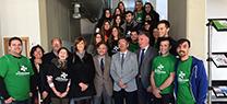 Medio Ambiente y Universidad de Huelva firman Ecocampus, el programa universitario andaluz de sensibilización ambiental