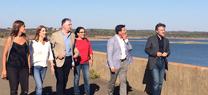 Andalucía cierra el año hidrológico con normalidad en el abastecimiento y los riegos pese a atravesar un periodo seco