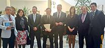 Fiscal resalta en la Universidad de Huelva el papel del Plan de Protección Litoral como ejemplo de desarrollo sostenible