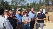 Fiscal subraya las implicaciones  futuras del proyecto europeo LIFE-ETAD en la recuperación ambiental de la cuenca del río Odiel