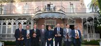 José Fiscal entrega los XX Premios de Medio Ambiente,  que distinguen la trayectoria del científico Miguel Delibes