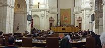 Fiscal afirma que la Junta no ha sido invitada a participar en la Mesa de Diálogo sobre la cementera de Cosmos