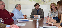 José Fiscal asegura que las obras de las conducciones de Rules resolverán definitivamente los problemas de agua para los regantes