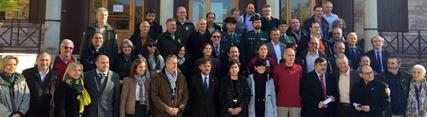 La Junta conmemora en Sierra Nevada el centenario de la Ley de Parques Nacionales de España