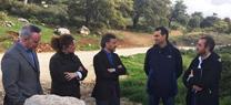 El consejero de Medio Ambiente destaca la inversión de un millón de euros en vías pecuarias de la provincia de Málaga