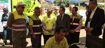 La Junta pide la colaboración ciudadana ante el inicio del periodo de alto riesgo de incendios forestales