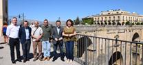 Fiscal anuncia que en breve se iniciarán los trámites para que el Tajo de Ronda sea declarado Monumento Natural