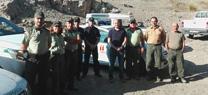 Medio Ambiente refuerza la vigilancia contra el furtivismo en la Sierra de los Filabres durante la berrea del ciervo