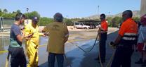 La Junta forma a los miembros de los Grupos Locales de Pronto Auxilio de la provincia de Almería
