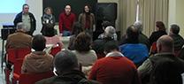 La Junta de Andalucía forma a personal del Plan Infoca en hábitos saludables, nutrición y actividad física