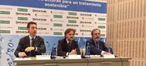La inversión comprometida por la Junta en obras hidráulicas hasta diciembre de 2015 asciende a 400 millones de euros