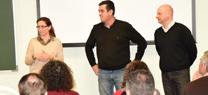 Jornada de formación sobre el Estudio de Riesgos por Incendios Forestales