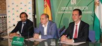 Una decena de personas en riesgo de exclusión se benefician en Almería del Programa de Actuación Social en Espacios Naturales de la Junta y la Obra Social 'la Caixa'