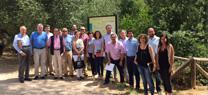 Medio Ambiente va a invertir 311.600 euros en la adecuación del Sendero Los Ángeles, en la Sierra de Hornachuelos