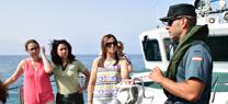 Los agentes de Medio Ambiente realizaron 1.204 actuaciones en la Costa granadina durante el pasado año