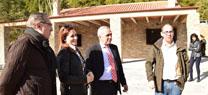 La Junta invierte 256.000 euros en la restauración de la casa forestal de la Fraguara en Charches